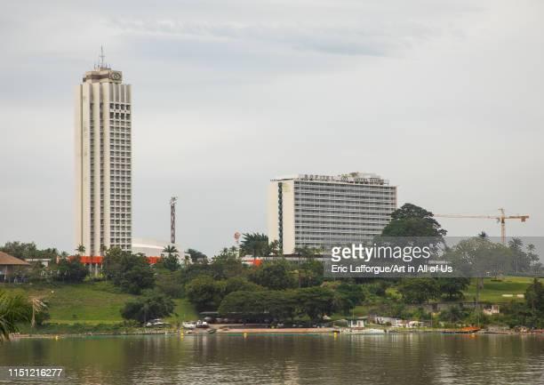 Luxury hotel Ivoire Sofitel, Région des Lagunes, Abidjan, Ivory Coast on May 10, 2019 in Abidjan, Ivory Coast.