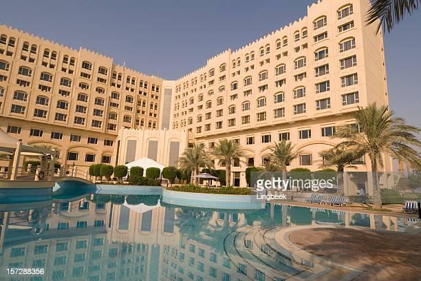 Luxus hotel pool