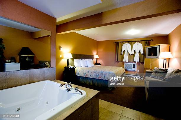 Luxury Hotel Room with Jacuzi
