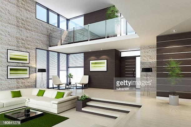 Luxus Haus innen