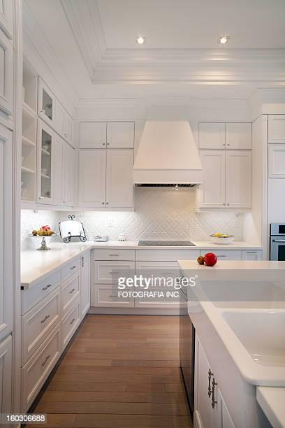 贅沢なキッチン