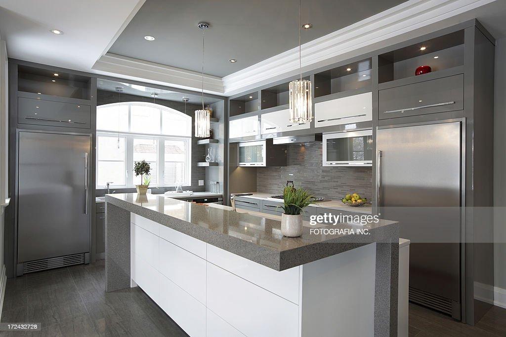 Luxury Kitchen : Stock Photo
