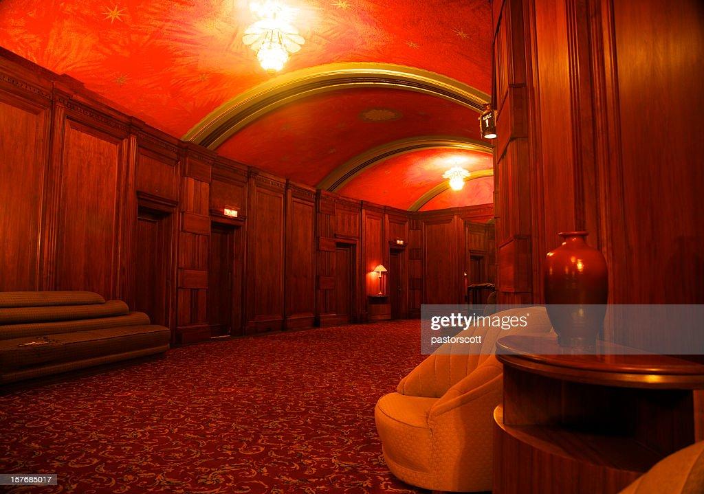 Luxury Lobby : Stock Photo