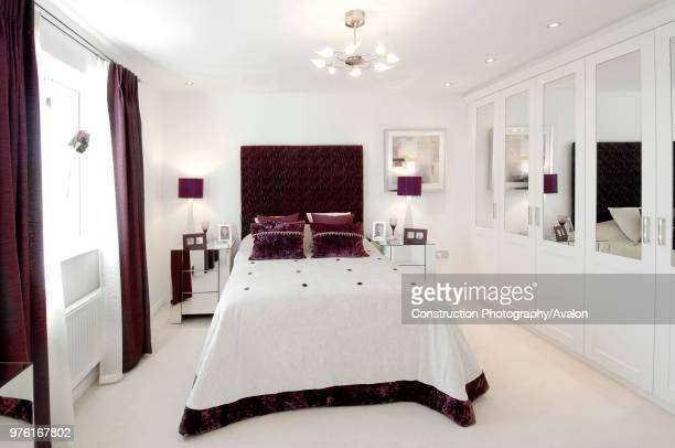 Double Bed Stock Photos And Pictures