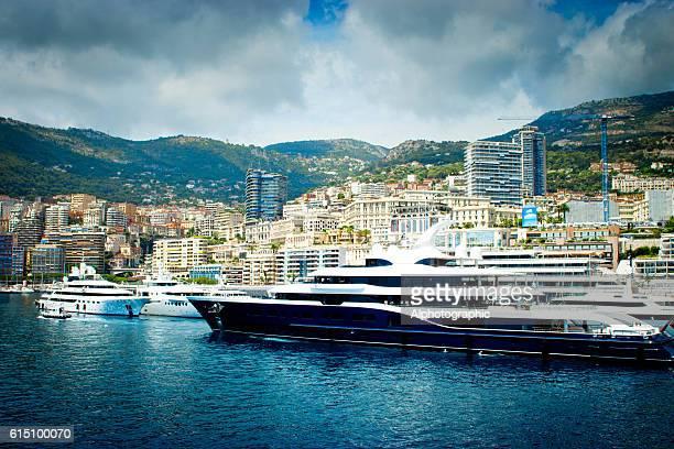 Luxury motor yacht Monaco