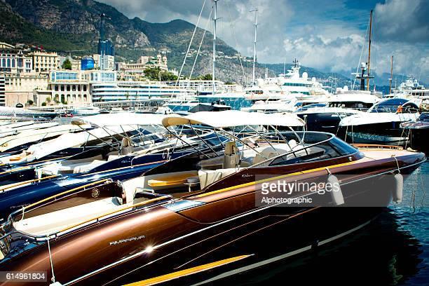 Luxury motor yachts Monaco