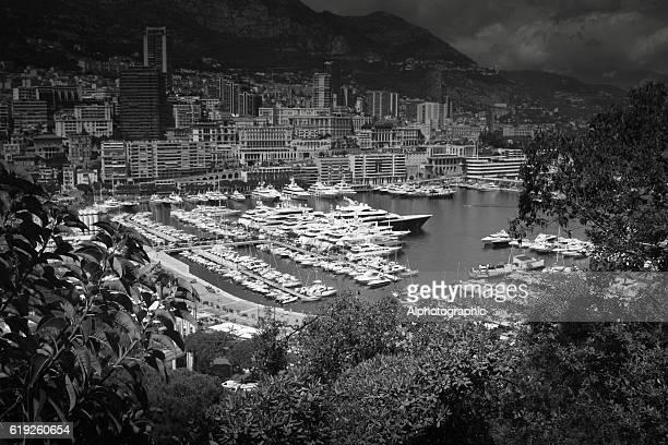 luxury motor yachts monaco - herringbone fotografías e imágenes de stock