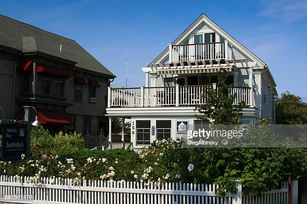 Luxury New England House, Provincetown, Cape Cod, Massachusetts, USA.