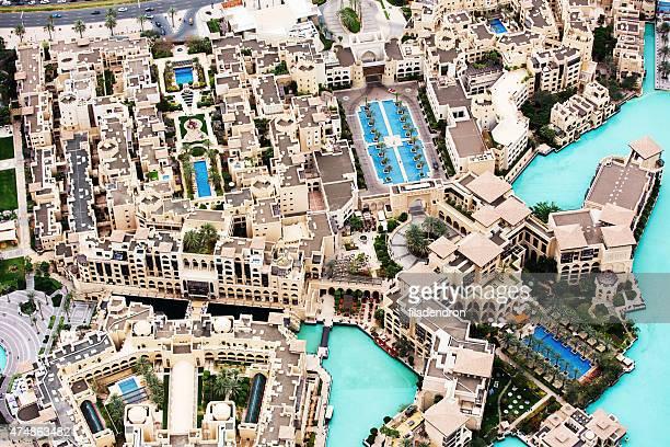 Luxury Residential district in Dubai