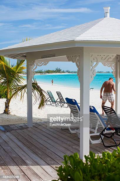 Luxury Resort and Hotel Cape Santa Maria which is having one of the Bahamas´ best beaches with white sand and palmtrees in Cape Santa Maria on June...