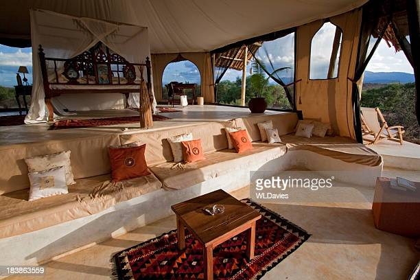 Luxury Safari Bedroom