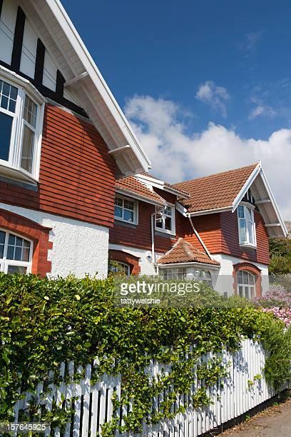 Luxury seaside homes