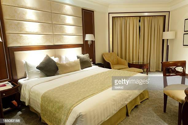 Luxury Shangri-la Hotel Room
