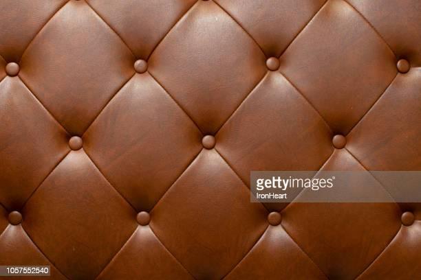 Luxury sofa leather.