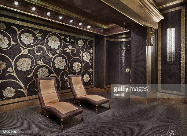 Luxury Spa and wellness in a private house