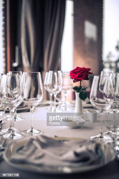 De mesas de lujo