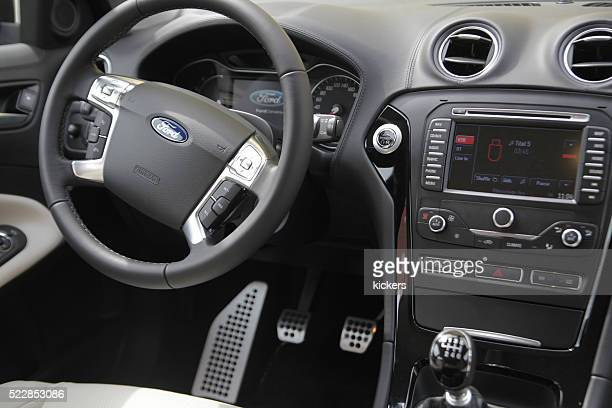 Luxury vehicle interior