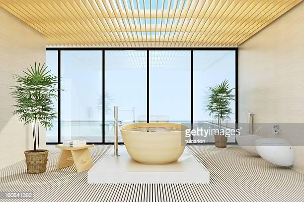 Luxury Villa – Badezimmer