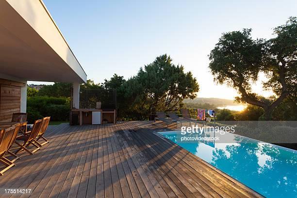 Villa de luxe avec piscine