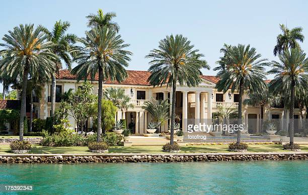 Luxury waterfront lifestyle