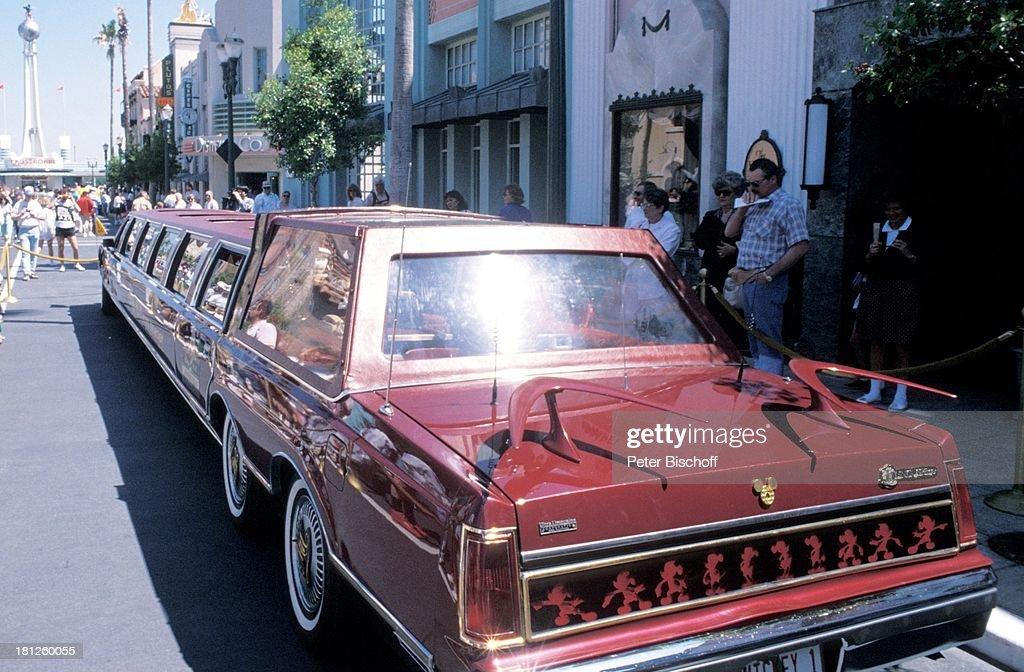 Luxus-Li MOUSE ine (längste Limousine der Welt