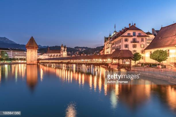 Luzern Cityscape, Switzerland, Europe