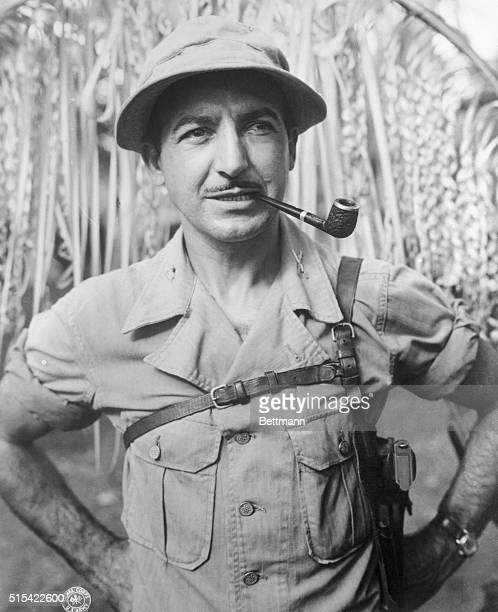 Led Rangers In raid On Jap Prison Camp Lt Col Henry S Mucci Bridgeport Conn led the picked squad of 121 Rangers of the 6th Ranger battalion and 286...