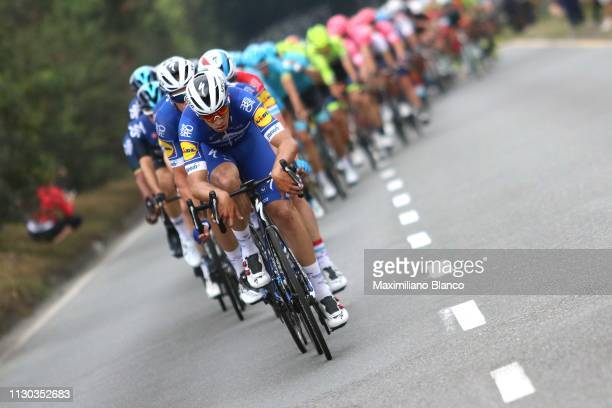 Álvaro Hodeg of Colombia and Deceuninck-Quickstep Team / Peloton / during the 2nd Tour of Colombia 2019, Stage 6 a 173,8km stage from El Retiro to...