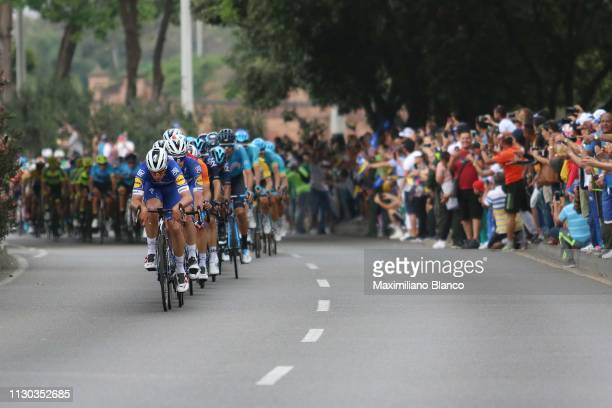 Álvaro Hodeg of Colombia and DeceuninckQuickstep Team / Peloton / during the 2nd Tour of Colombia 2019 Stage 6 a 1738km stage from El Retiro to Alto...