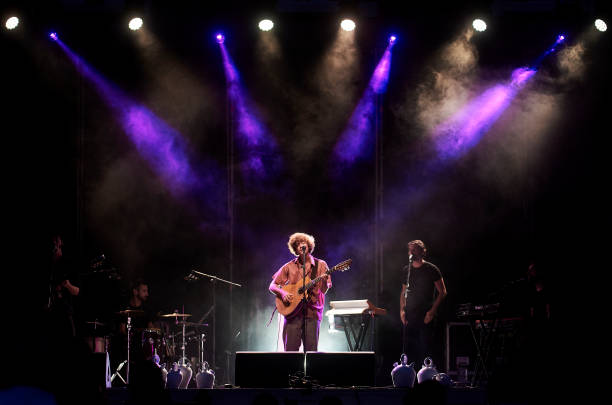 ESP: Guitarricadelafuente Concert In Burgos