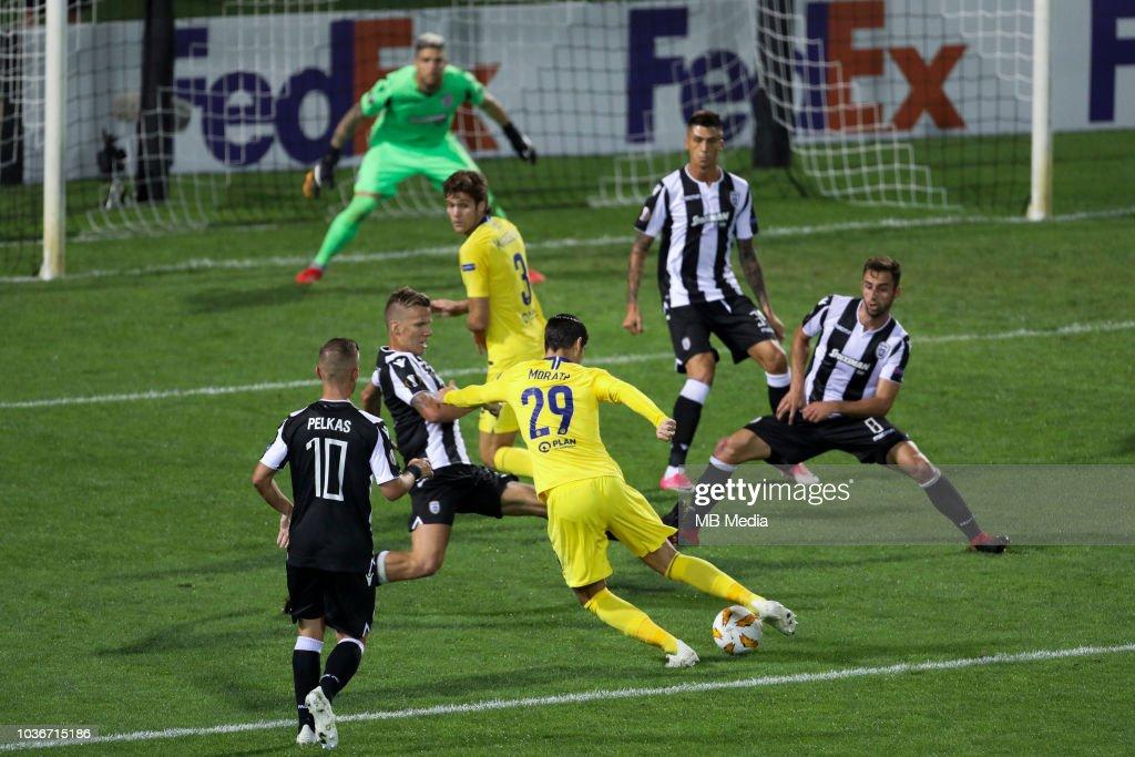 PAOK v Chelsea - UEFA Europa League - Group L : News Photo