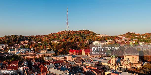 Lviv. The cultural capital of Ukraine