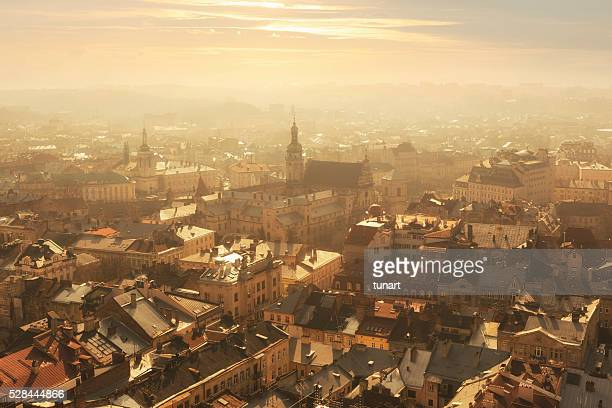 lviv, ukraine - ukraine stock pictures, royalty-free photos & images