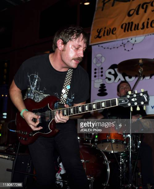 Löwin performs onstage at Nine Mile Records and Touring during the 2019 SXSW Conference and Festivals at on March 15 2019 in Austin Texas