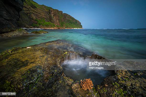 ly son island-vietnam - quảng ngãi stockfoto's en -beelden