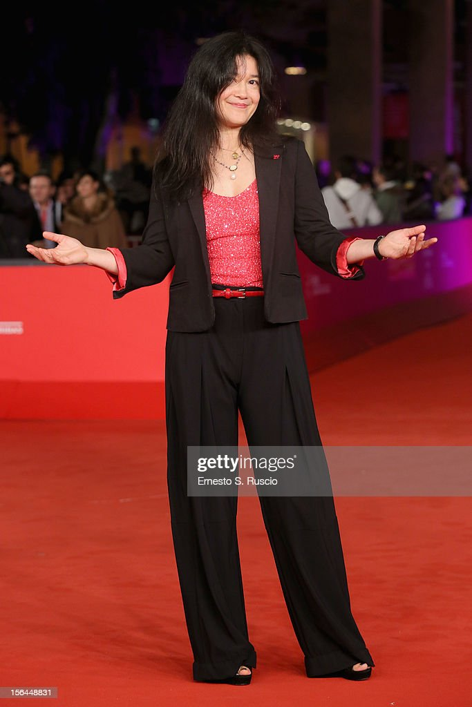 Lyda Chen attends the 'Bloody Daughter' Premiere during the 7th Rome Film Festival at the Auditorium Parco Della Musica on November 15, 2012 in Rome, Italy.