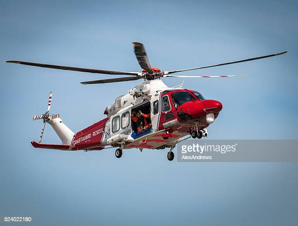 Lydd Civilian Search and Rescue Helicopter