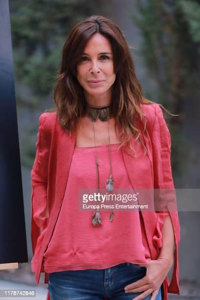 Lydia Bosch attends the presentation of 'Historias para no dormir' on October 01 2019 in Madrid Spain