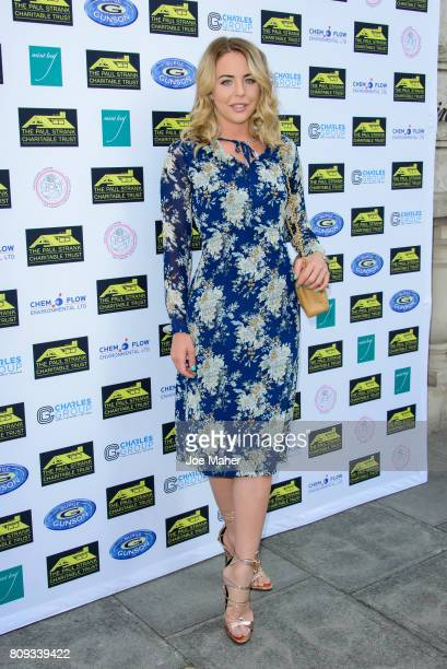 Lydia Bright attends the Paul Strank Charitable Trust Summer Party at Mint Leaf on July 5 2017 in London England