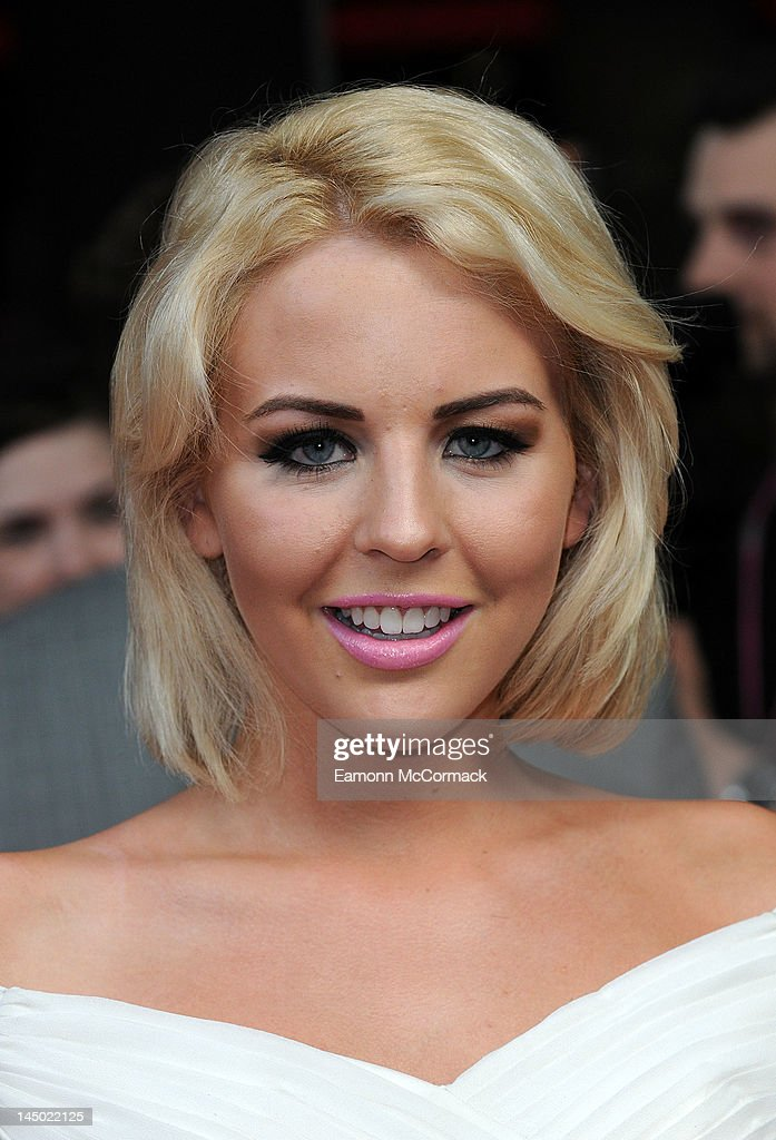 Lydia Bright attends the UK premiere of 'What To Expect When You're Expecting' at BFI IMAX on May 22, 2012 in London, England.
