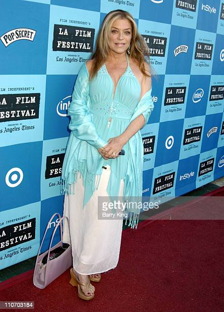Lydia Cornell during 2006 Los Angeles Film Festival 'I Want Someone To Eat Cheese With' Screening at Majestic Crest Theatre in Los Angeles California...