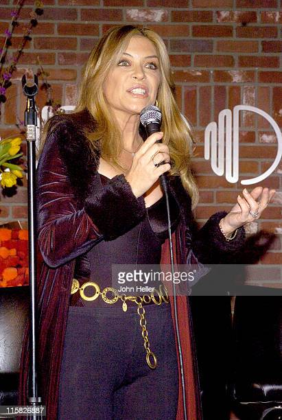 Lydia Cornell during 'A Tribute To Tiny Tim' 10th November 2004 at The IMPROV in Los Angeles California United States