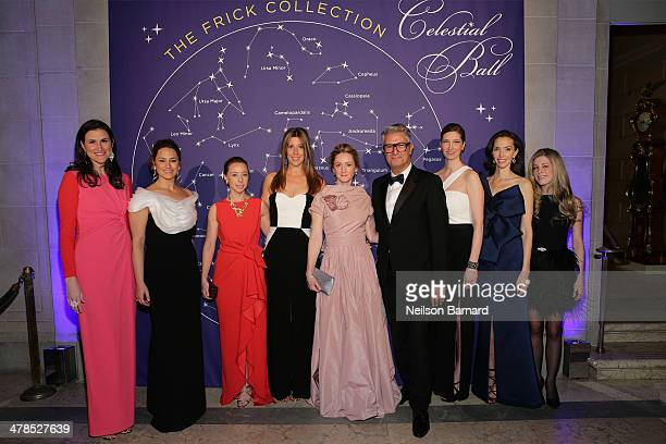 Lydia Fenet Astrid Hill Dattilo Rickie De Sole Webster Sloan Overstrom Clare McKeon Serge Cajfinger Joann Pailey Olivia Chatecaille Maggy Francis...