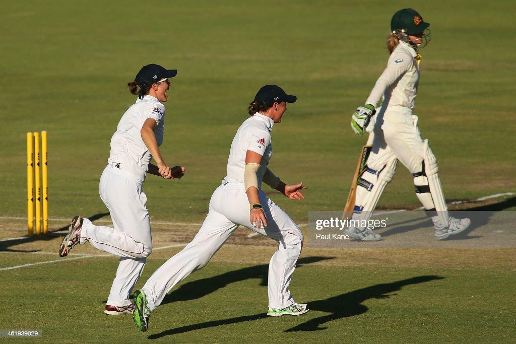 Australia v England - Women's Test Match