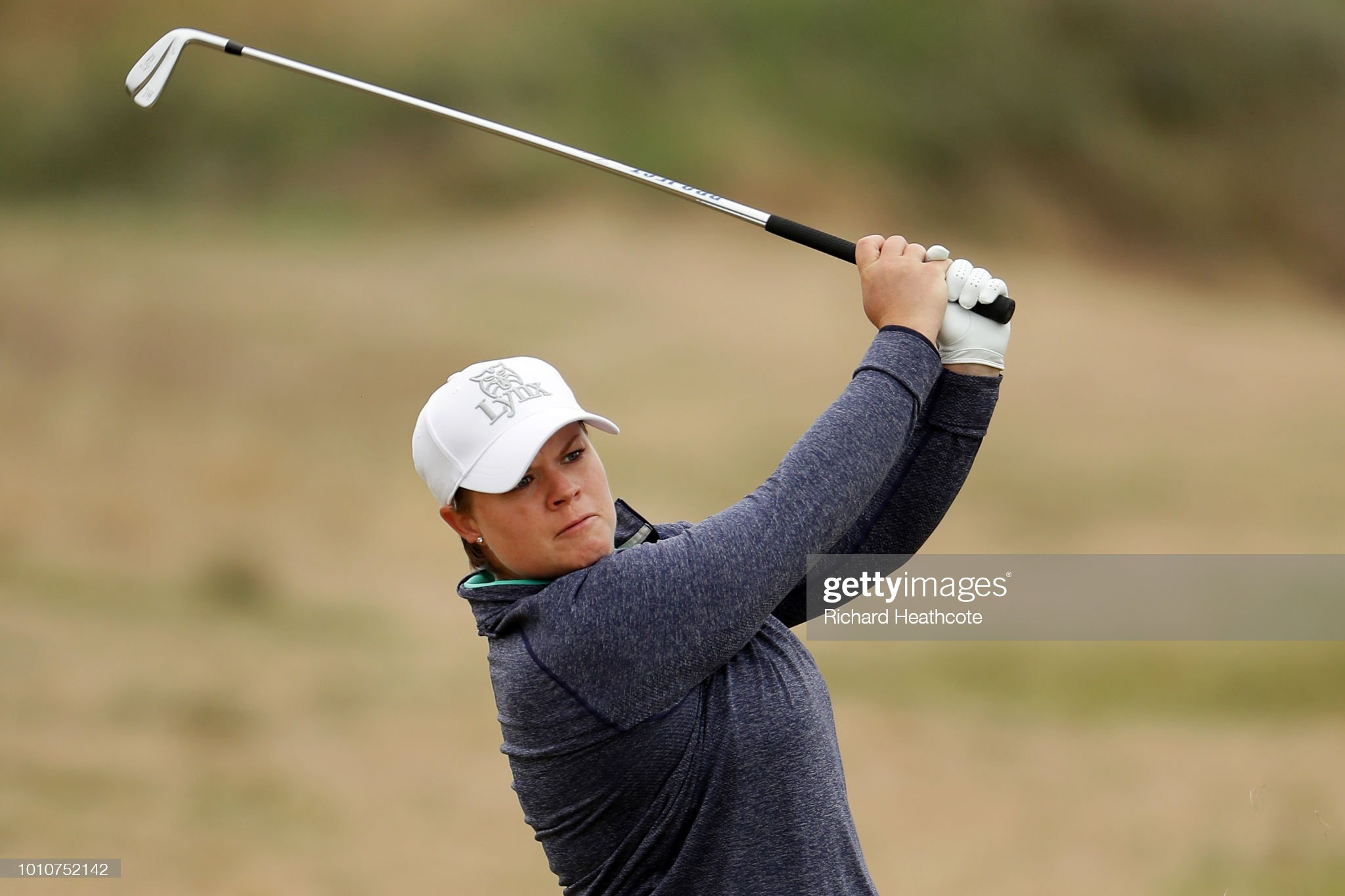 Lydia Hall Urges Golf's Male Multi-Millionaires To Join Justin Rose . . . And Back The Women's Game