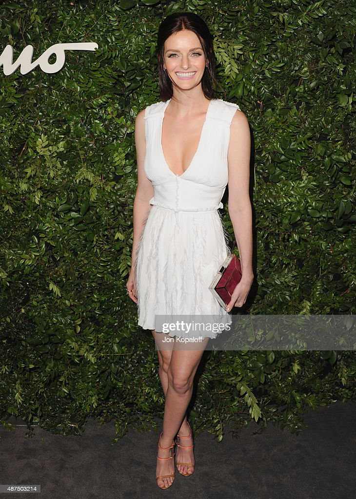 Salvatore Ferragamo 100th Year Celebration In Hollywood Rodeo Drive Flagship Store Opening - Arrivals