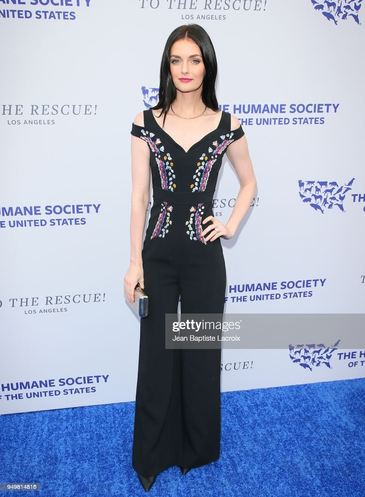 The Humane Society Of The United States' To The Rescue! Los Angeles Gala - Arrivals : News Photo