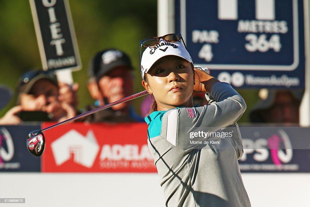 ISPS Handa Women's Australian Open - Day 1 : News Photo