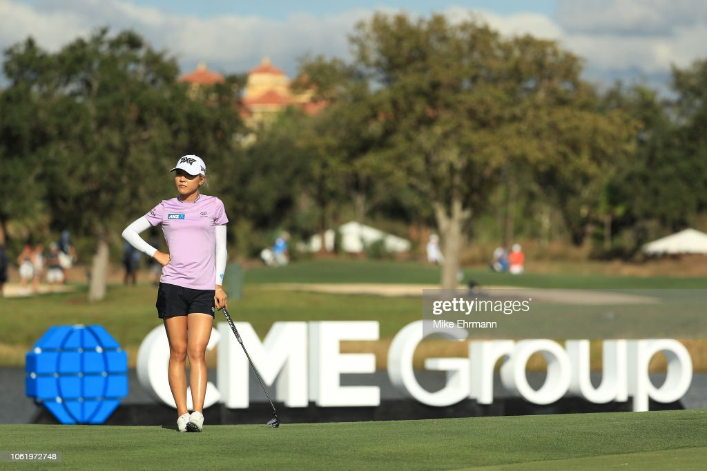 CME Group Tour Championship - Round One : News Photo