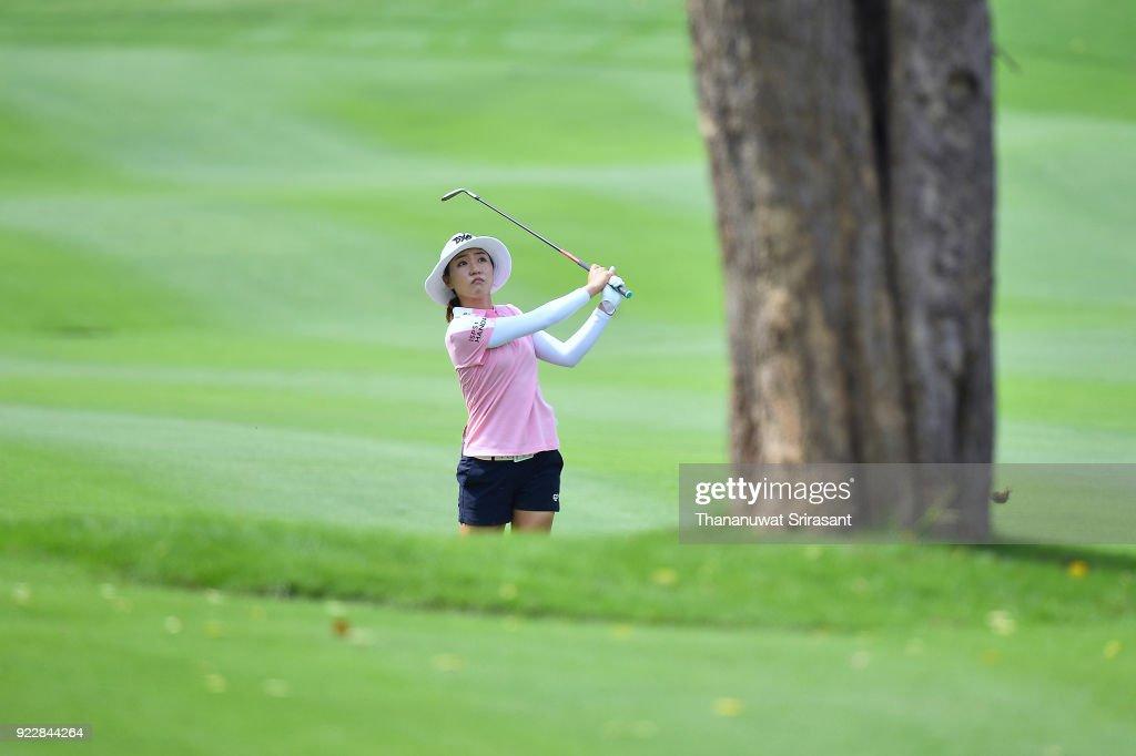 Honda LPGA Thailand: Day 1
